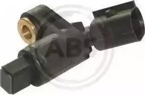A.B.S. 30000 - Датчик ABS, частота вращения колеса autodif.ru