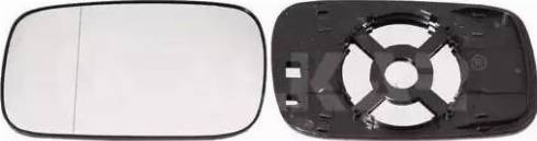 Alkar 6451154 - Зеркальное стекло, наружное зеркало autodif.ru