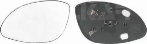 Alkar 6401433 - Зеркальное стекло, наружное зеркало autodif.ru