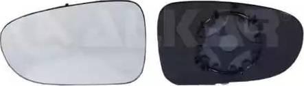 Alkar 6401130 - Зеркальное стекло, наружное зеркало autodif.ru
