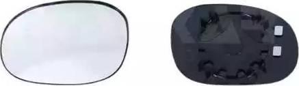 Alkar 6401283 - Зеркальное стекло, наружное зеркало autodif.ru