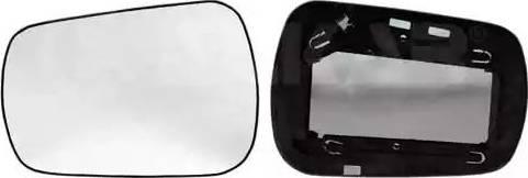 Alkar 6402387 - Зеркальное стекло, наружное зеркало autodif.ru