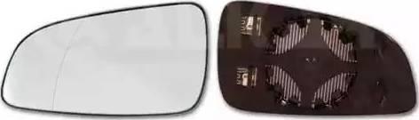 Alkar 6432438 - Зеркальное стекло, наружное зеркало autodif.ru