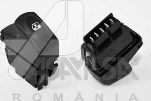 ASAM 30989 - Выключатель, стеклолодъемник autodif.ru