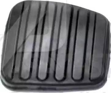 ASAM 30794 - Педальные накладка, педаль тормоз autodif.ru