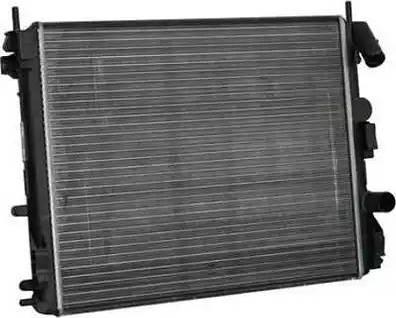 ASAM 70208 - Радиатор, охлаждение двигателя autodif.ru
