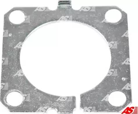 AS-PL ABEP3001 - Ремкомплект, генератор autodif.ru