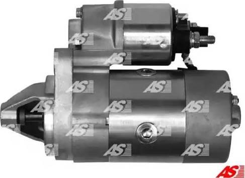 AS-PL S4034 - Стартер autodif.ru