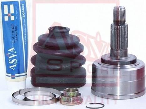 ASVA HN23 - Шарнирный комплект, приводной вал autodif.ru