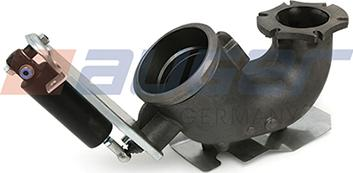 Auger 81753 - Выпускная заслонка, моторный тормоз autodif.ru