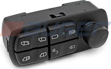 Auger 82850 - Выключатель, стеклолодъемник autodif.ru