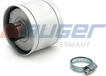 Auger 76843 - Воздушный фильтр, компрессор - подсос воздуха autodif.ru