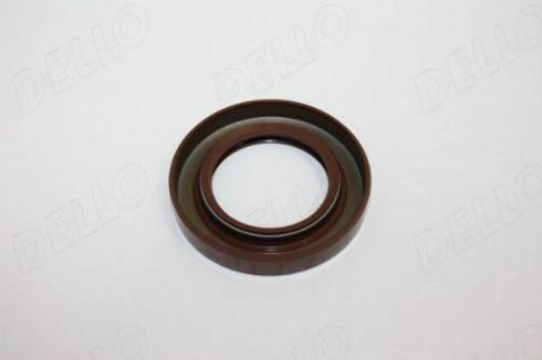 Automega 190049510 - Уплотняющее кольцо, коленчатый вал autodif.ru