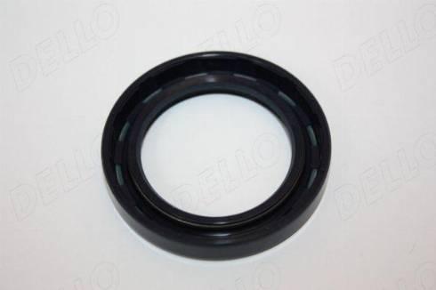 Automega 190064210 - Уплотняющее кольцо, коленчатый вал autodif.ru