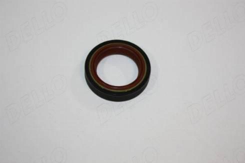 Automega 190007010 - Уплотняющее кольцо, коленчатый вал autodif.ru