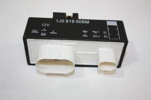 Automega 150039910 - Блок управления, эл. вентилятор (охлаждение двигателя) autodif.ru