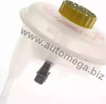 Automega 120083310 - Компенсационный бак, тормозная жидкость autodif.ru