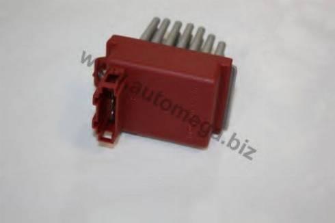 Automega 3090705211J0 - Блок управления, отопление / вентиляция autodif.ru
