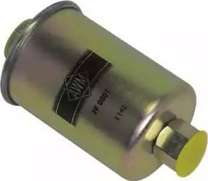 AWM FF 0801 - Топливный фильтр autodif.ru
