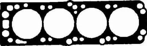 BGA CH5313 - Прокладка, головка цилиндра autodif.ru