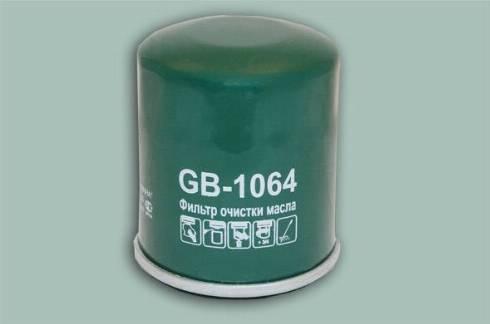 BIG Filter GB-1064 - Масляный фильтр autodif.ru