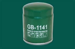 BIG Filter GB-1141 - Масляный фильтр autodif.ru