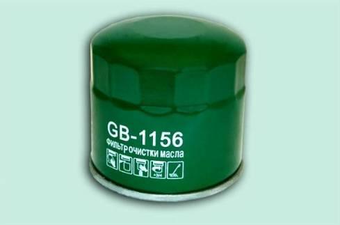 BIG Filter GB-1156 - Масляный фильтр autodif.ru