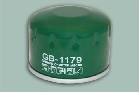 BIG Filter GB-1179 - Масляный фильтр autodif.ru