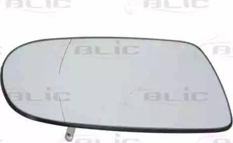 BLIC 6102-02-1251225P - Зеркальное стекло, наружное зеркало autodif.ru