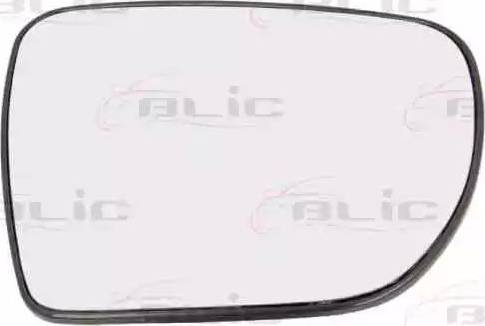 BLIC 6102-20-2001426P - Зеркальное стекло, наружное зеркало autodif.ru