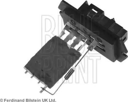 Blue Print ADA1014107 - Сопротивление, вентилятор салона autodif.ru
