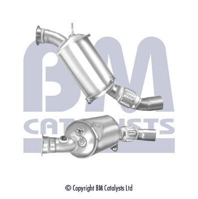 BM Catalysts BM11050H - Сажевый / частичный фильтр, система выхлопа ОГ autodif.ru