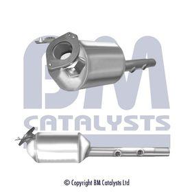 BM Catalysts BM11233 - Сажевый / частичный фильтр, система выхлопа ОГ autodif.ru