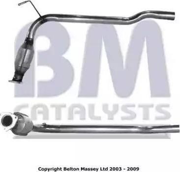 BM Catalysts BM80025H - Катализатор autodif.ru