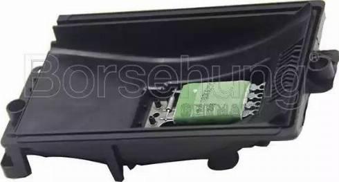 Borsehung B11460 - Сопротивление, вентилятор салона autodif.ru