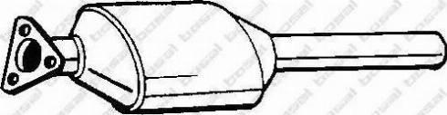 Bosal 099-056 - Катализатор autodif.ru