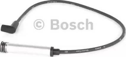 BOSCH 0986356084 - Провод зажигания autodif.ru