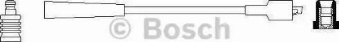 BOSCH 0 986 356 019 - Провод зажигания autodif.ru
