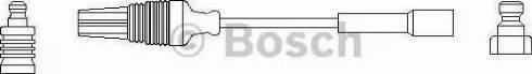 BOSCH 0 986 356 071 - Провод зажигания autodif.ru