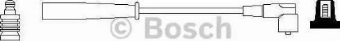 BOSCH 0 986 356 130 - Провод зажигания autodif.ru