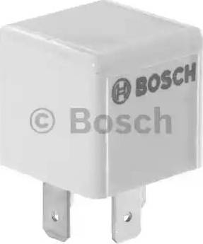 BOSCH 0986332071 - Прерыватель указателей поворота autodif.ru