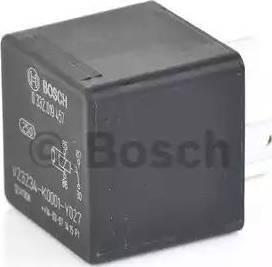 BOSCH 0 332 019 457 - Реле, вентилятор радиатора autodif.ru