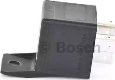 BOSCH 0 332 019 150 - Реле, вентилятор радиатора autodif.ru
