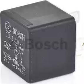 BOSCH 0 332 209 211 - Многофункциональное реле autodif.ru