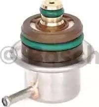 BOSCH 0280160557 - Регулятор давления подачи топлива autodif.ru