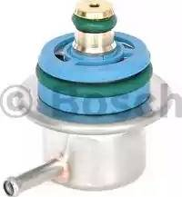BOSCH 0280160560 - Регулятор давления подачи топлива autodif.ru