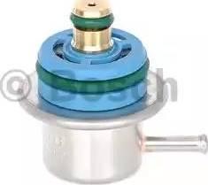 BOSCH 0 280 160 587 - Регулятор давления подачи топлива autodif.ru