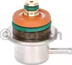 BOSCH 0 280 160 575 - Регулятор давления подачи топлива autodif.ru