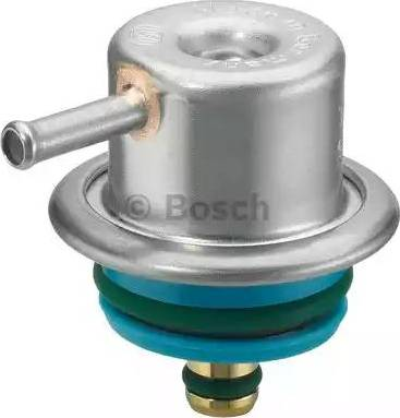 BOSCH 0280160697 - Регулятор давления подачи топлива autodif.ru