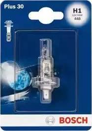 BOSCH 1 987 301 003 - Лампа накаливания, противотуманная фара autodif.ru